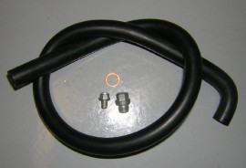 Smog Emissions Block off Kit & Breather Hose Relocation for 2008-2011 KTM 400/450/530 XC-W, EXC