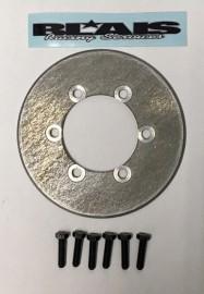 Blais Racing KTM and Husqvarna 7 Ounce Clutch Weight/ Flywheel