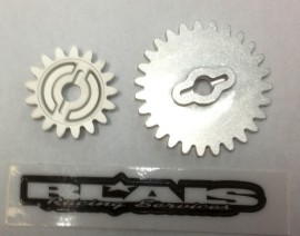 2008-2011 Blais Racing KTM 400/450/530 EXC/XC-W Aluminum Oil Pump Gear Upgrade