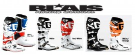 Gaerne SG-12 Motorcross Offroad Boots