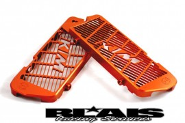 KTM SX85 and SX105 Full Protection Radiator Guards