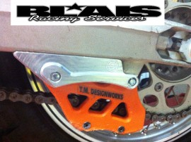 KTM/ Husaberg 2008-2014 BPD Full Protection Swing Arm Guards- Lifetime Warranty