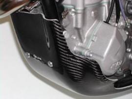 KTM 250SXF ELINE SKID PLATE (2005-09)