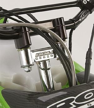ATV/Roll Design/Steering Stems
