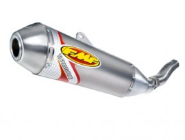 FMF TI-Powercore Muffler for 08-11 KTM 400/450/530 EXC/XCR