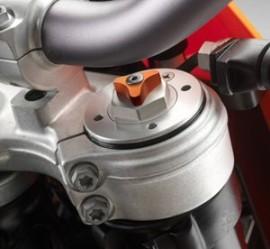 KTM SXS Fork Adjuster Set (Orange)