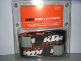 KTM Tie Downs with Clips