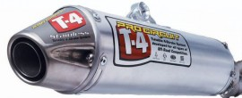 Pro Circuit T-4 Slip On Silencer, 07-09 WR250F