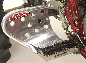 Heel Guards (Requires the use of our IMS/Roll Footpegs)