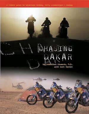 Dakar Rally Book