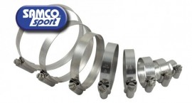 Samco Sport Hose Clamp Kit, KTM 400/450/530 with thermostat bypass