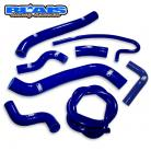 Samco Sport 7 Piece Hose Kit for 2019-2021 Honda CRF450L