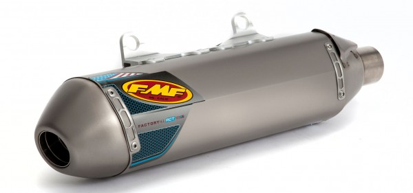 Fmf Factory 41 Rct Slip On For 201216 KTM 450500 Exc: Best Exhaust For KTM 450 Exc At Woreks.co